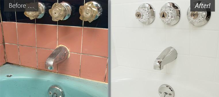 Refinished Bathtubs Countertops Resurfaced Tile Reglazing