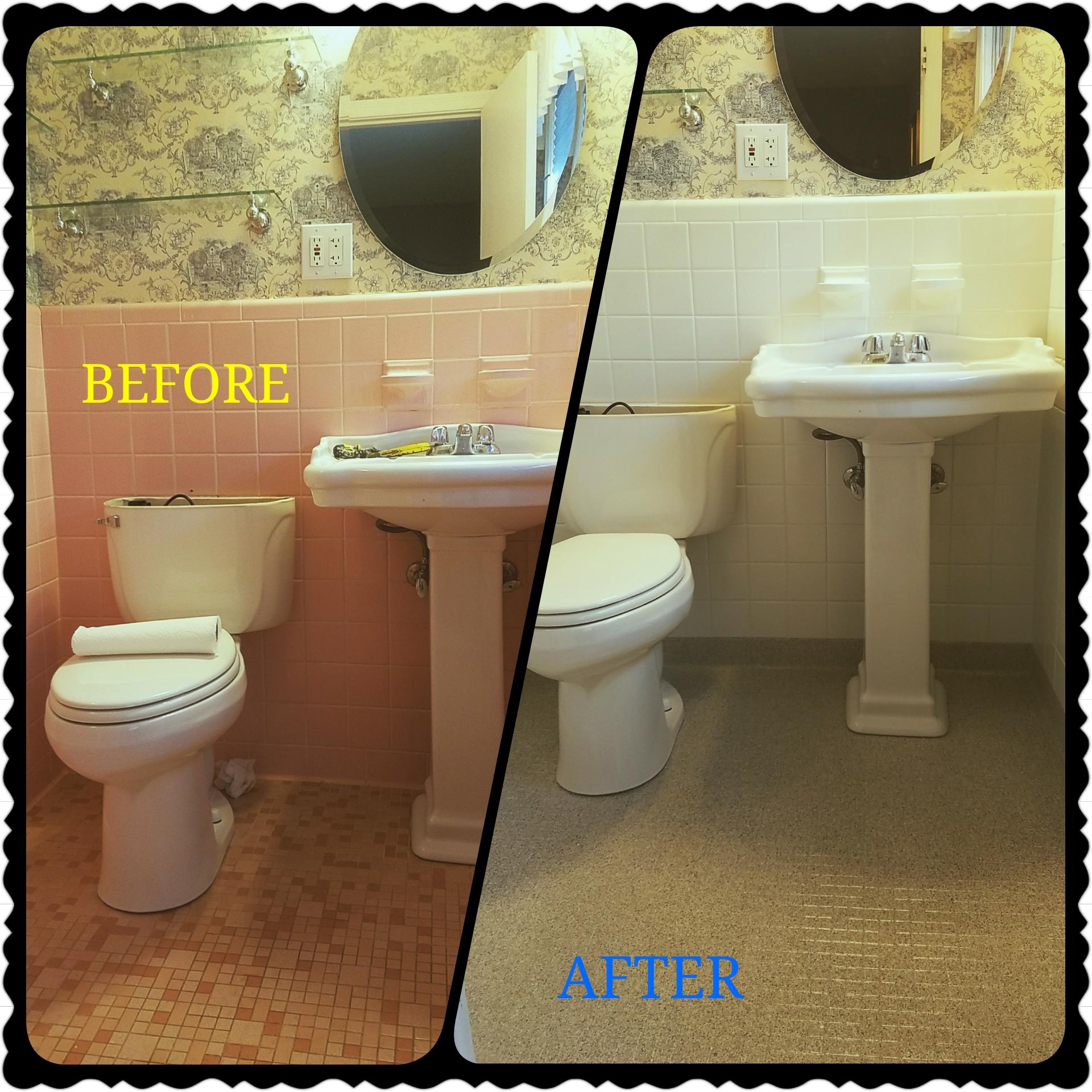 Bathroom & Kitchen Photo Gallery   Miracle Method of ...