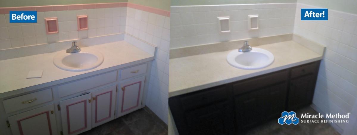 Bathroom Amp Kitchen Photo Gallery Miracle Method Of