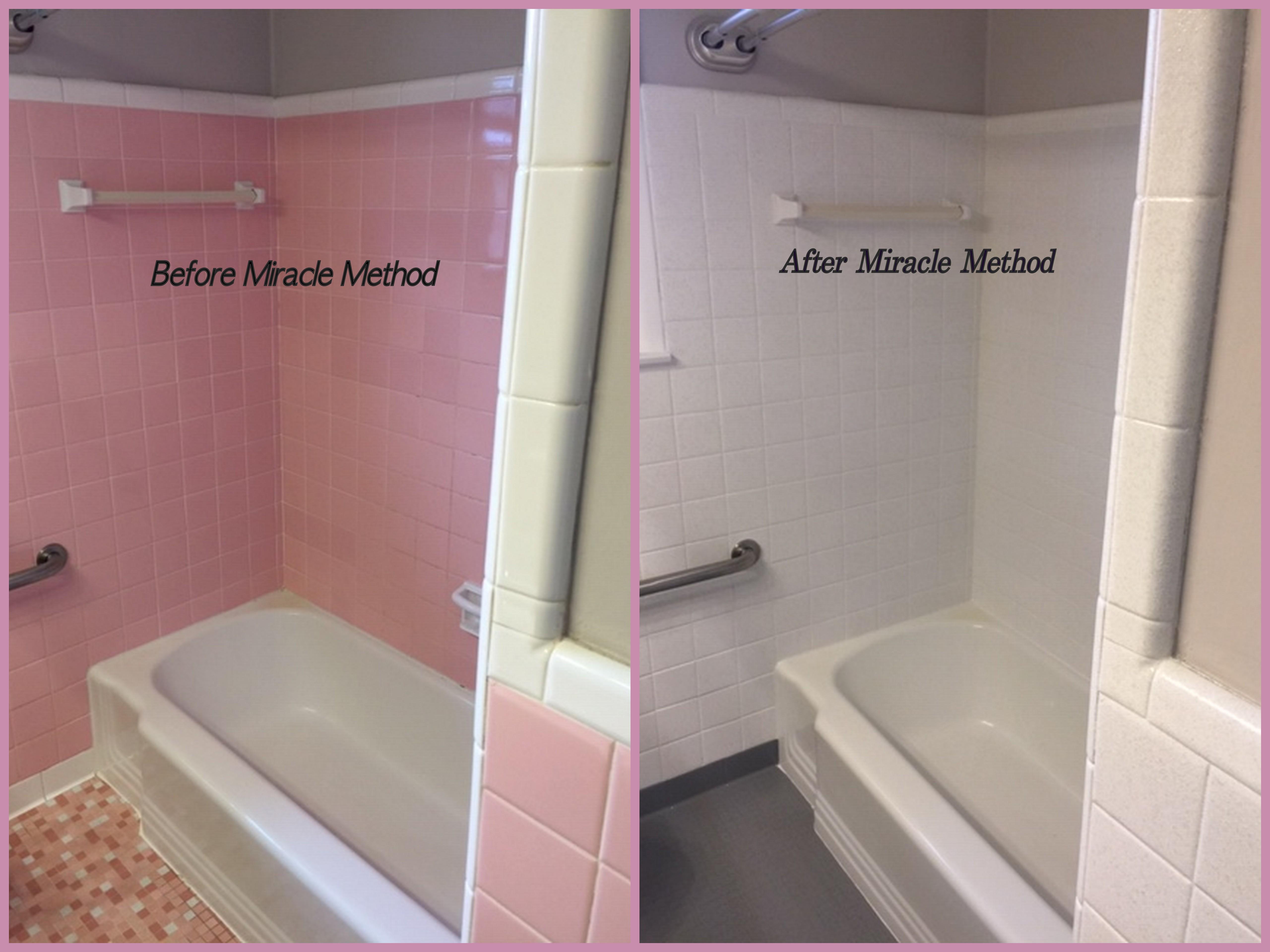 Bathroom & Kitchen Photo Gallery | Miracle Method of Nashville, TN