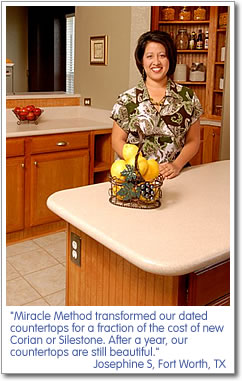 Countertop Refinishing Refinish Your Counter Tops Miracle Method
