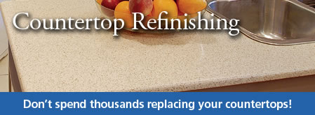 Countertop Refinishing Refinish Your Counter Tops
