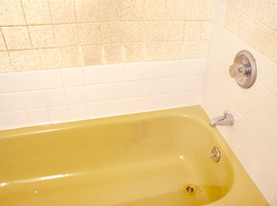 Bathtub - Before Transformation