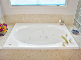 Bathtub - After Transformation