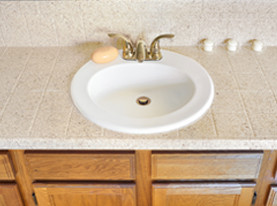 Bathroom Vanities Dfw bathroom vanity refinishing in arlington, tx | miracle method of