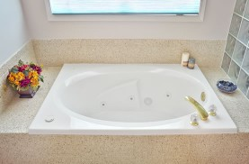 After! We Refinish Spa Tubs ...