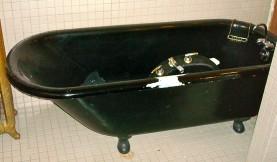 Clawfoot Bathtub Refinishing Cast Iron Tub Refinishing