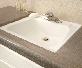 Porcelain Sink Refinishing Repair