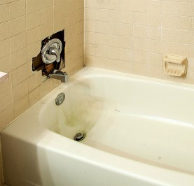 Porcelain Tub Refinishing Bathtub Repair Miracle Method