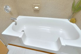 Walk-In Tub Conversion After