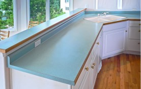 Countertop Resurfacing Before