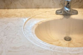 cultured marble countertops how much can refinishing save me - Cultured Marble Countertops