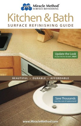 Kitchen and Bath Refinishing Guide