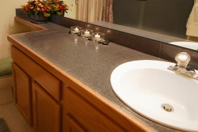 Tile Countertops After