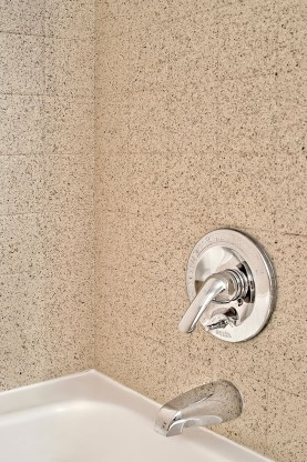 Tile Grout Repair - Bathroom tile grout cracking