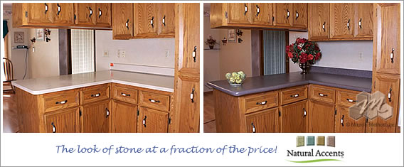 Countertop Replacement Cost : will typically save homeowners 30% to 50% over total replacement costs ...